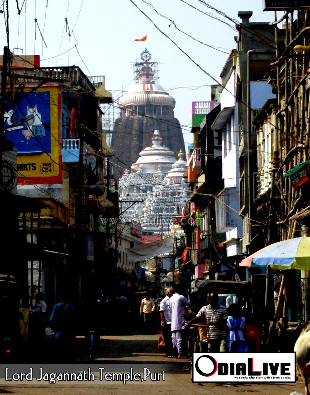 Jagannath-Dham-Puri