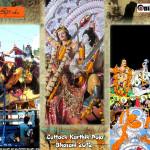 Karthik puja cuttack 2012 bhasani