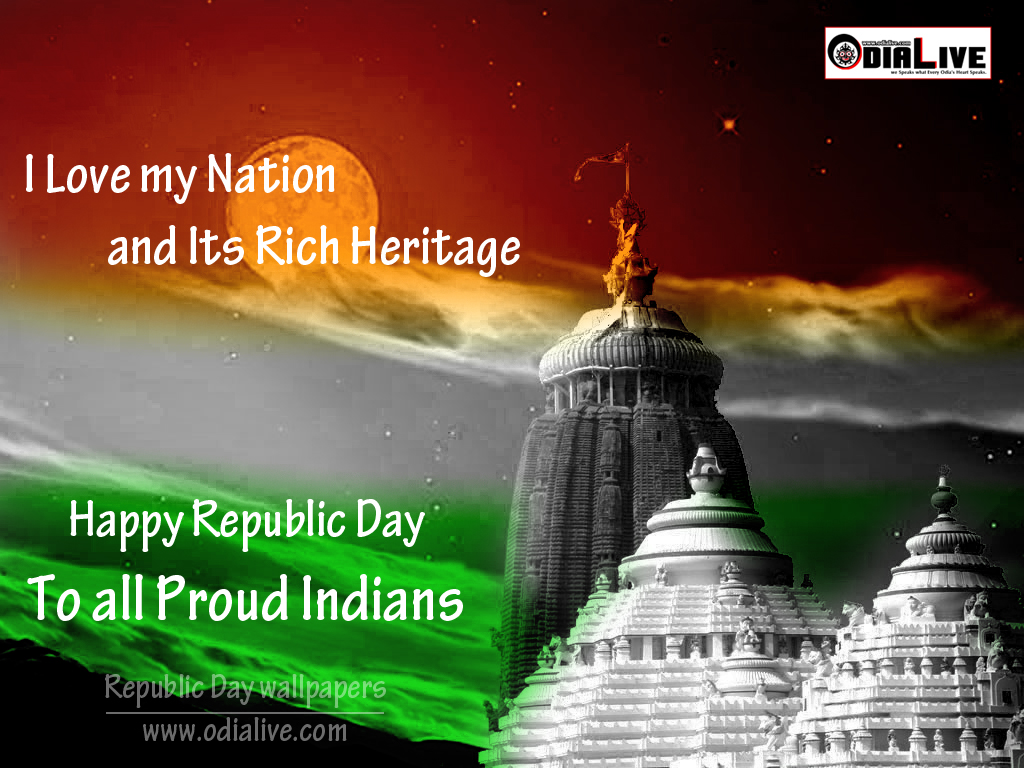 Happy Republic Day Wallpapers Wallpapers Odialive