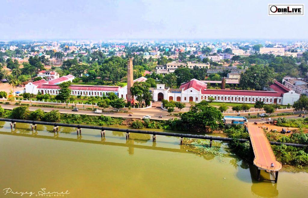 Odisha State Maritime Museum,Cuttack