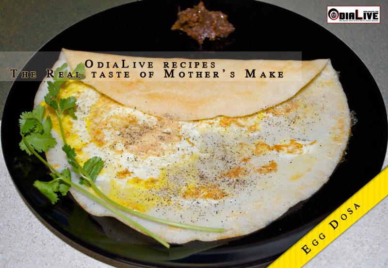 egg odia recipes