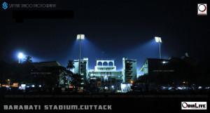stadiums in odisha
