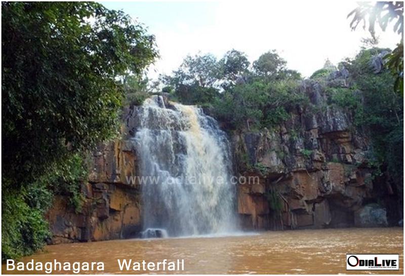 Badaghagara-Waterfall---odialive