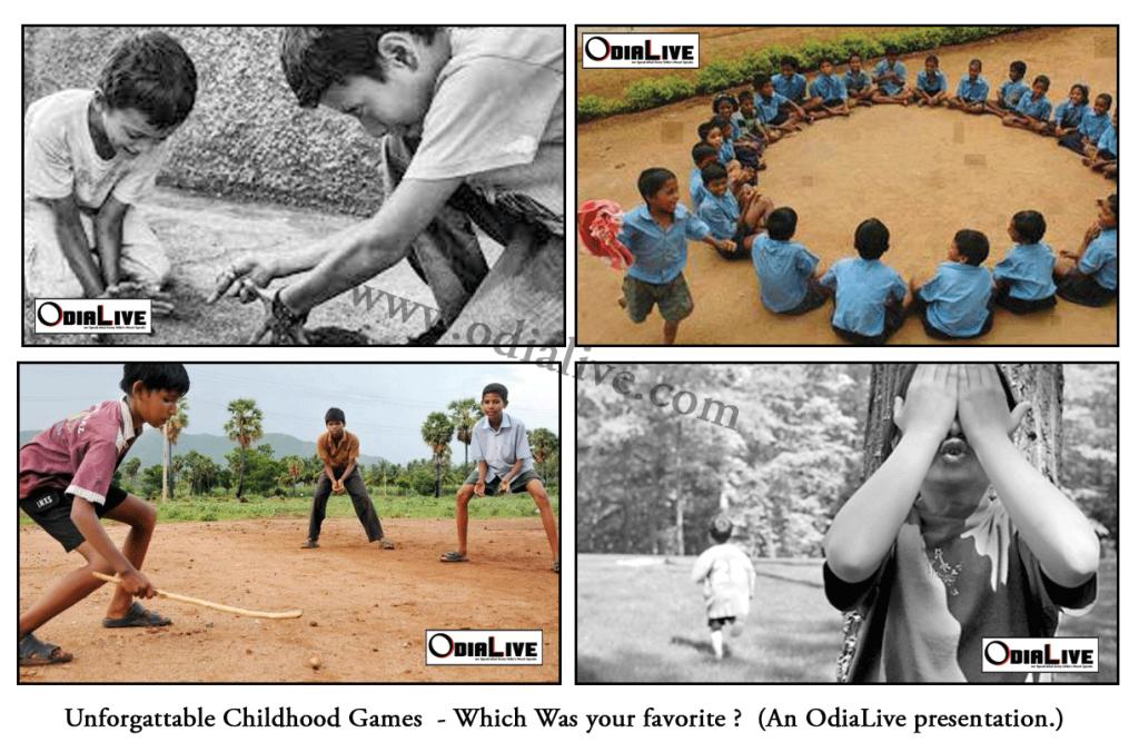 8 Unforgettable Childhood games