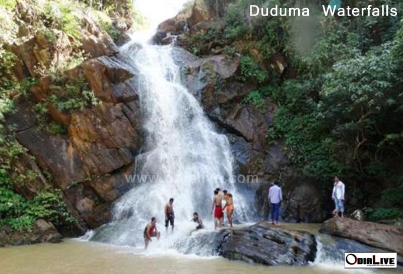 Duduma-Waterfalls