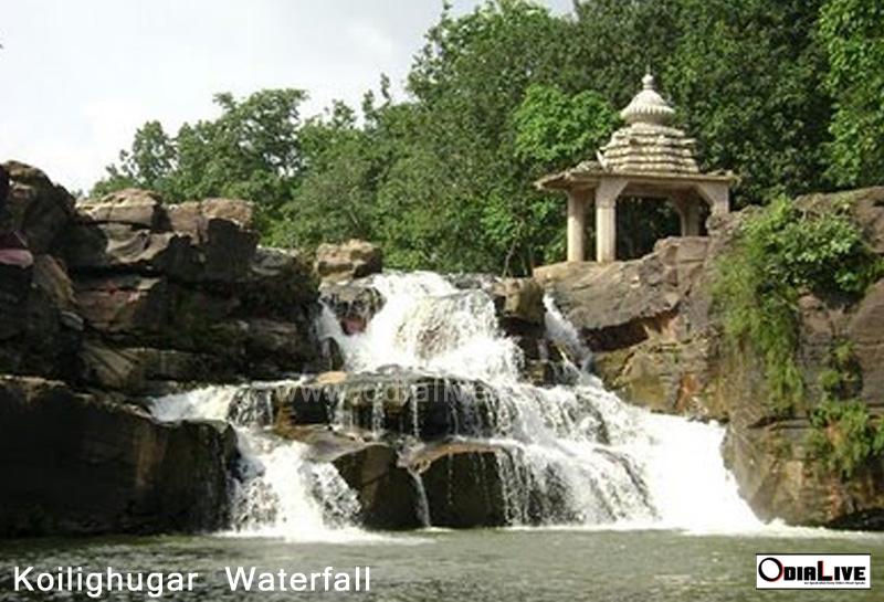 Koilighugar-Waterfall