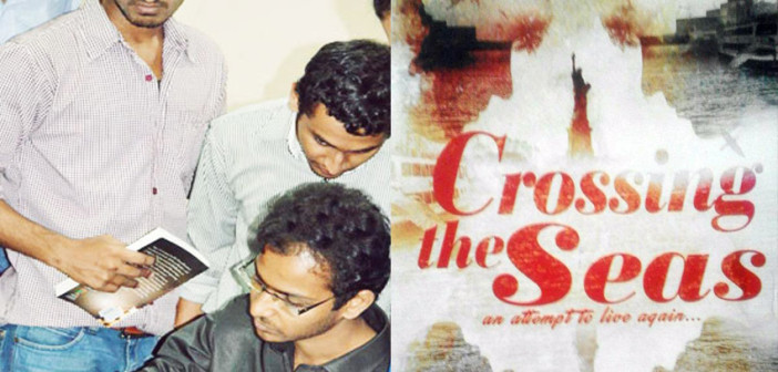 Aditya's CROSSING THE SEAS