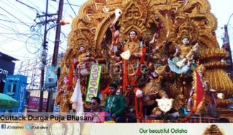 15 beautiful pictures of Cuttack Durga Puja