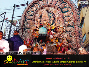 Cuttack Durga Puja 2015 photos