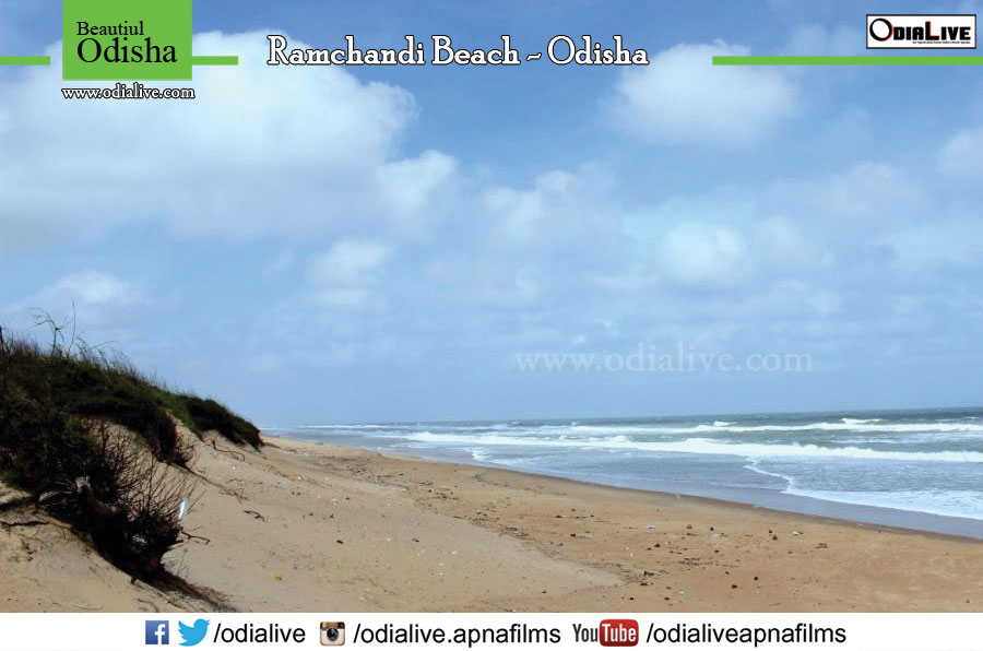 best beach in odisha