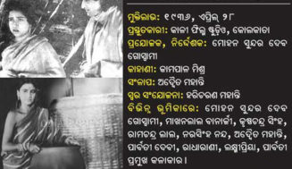Sita Bibaha : The First Odia Film