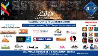 BIITM Fest 2018 , Bhubaneswar Odisha