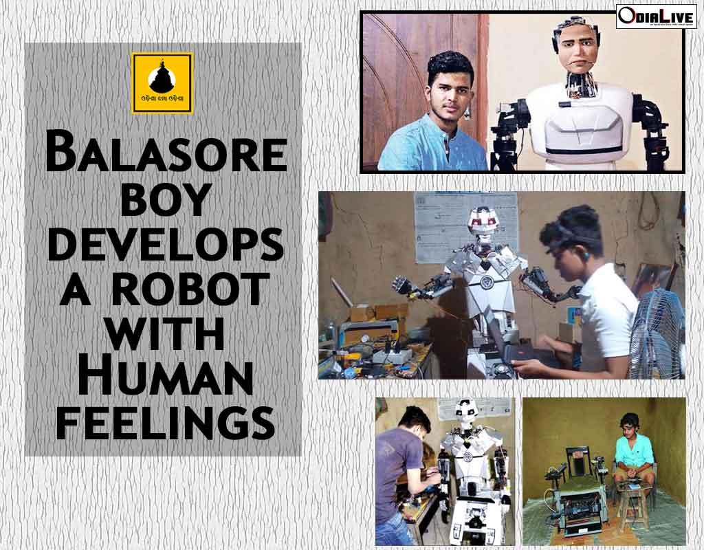 andro-humanoid robot