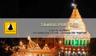 1st August is celebrated as Sambalpuri Day