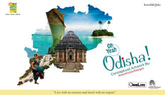 Contest for Odisha Tourism Logo, Chance to win 1 Lakh Cash prize