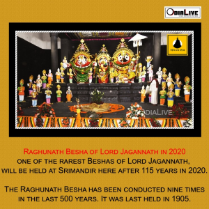 Shringara-Besha-Jagannath