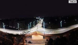 Long Awaited Bomikhal Flyover opens for Public