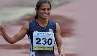 India's Sprinter Dutee Chand says she's in same-sex relationship with 'soulmate'