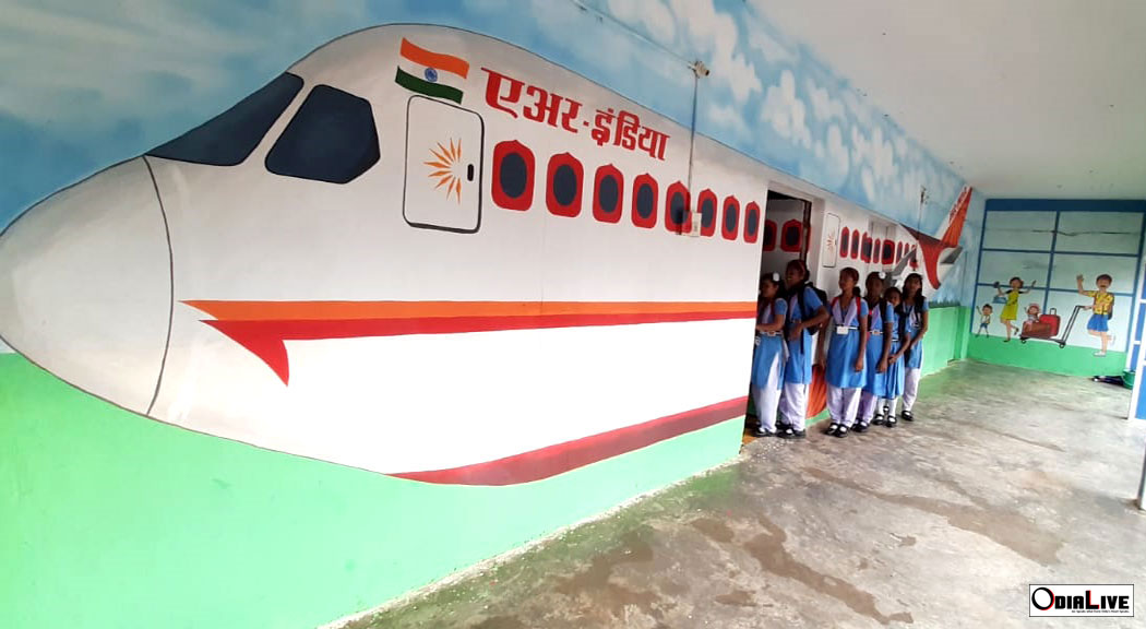air-india-painting-school