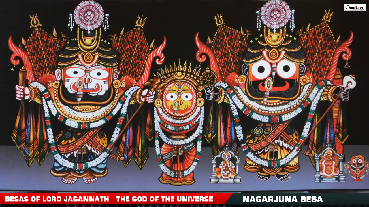 besha of Lord Jagannath